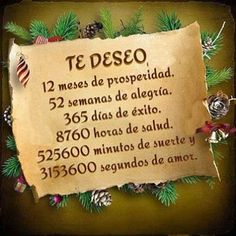 New year wishes Christmas And New Year, Christmas Time, Xmas, Christmas Decor, Christmas Ideas, Merry Christmas, Christmas Messages, New Year Wishes, Ideas Para Fiestas