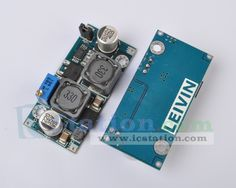 25W 3-15V to 0.5-30V DC-DC Boost Buck Converter Solar Regulator ($5.25 + Free Shipping) http://www.icstation.com/product_info.php?products_id=1630  Modules nature: non-isolated Boost Buck (SEPIC)  Rectification: Non-synchronous rectification  Input voltage: DC 3-15V  Output voltage: DC 0.5-30V  Input current: 3A (MAX)  Power: 25W (MAX)  Conversion efficiency: 95% (MAX)  Switching frequency: 150KHz  Output ripple: 40mV (max)  ......