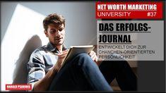 NWM & DIRECT SELLING NEWS #37 - DAS ERFOLGSJOURNAL Direct Selling, Direct Sales, Journal, Marketing, Tv, News, Journal Entries, Tvs, Journals