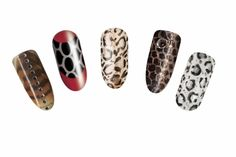 Glam Nail Designs Inspiration   Nadyana Magazine
