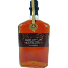 Prichard's Double Chocolate Bourbon Whiskey.Do you have a chocolate fiend on your list this year? | spiritedgifts.com Good Whiskey, Bourbon Whiskey, Top Whiskeys, Small Batch Bourbon, Chocolate Bourbon, Liquor, Barrel, Alcohol, Apothecary