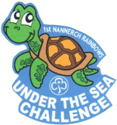 Under the Sea Challenge Badge