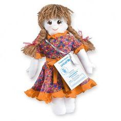 Realizza la tua pigotta e sostieni l'UNICEF! Teddy Bear, Dolls, Animals, Fictional Characters, Doll, Plush, Bricolage, Baby Dolls, Animales