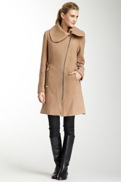 Soia & Kyo Vivi Collar Coat by Winter's Last Stand on @HauteLook