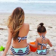 58d09a58d7e Mommy And Me. Mommy And Me SwimwearMommy And Me OutfitsMatching Outfits  Best FriendMother Daughter Matching OutfitsFamily GoalsTwin ...