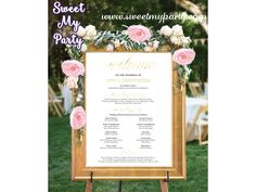 Wedding gold Welcome Sign with program,Gold Wedding Welcome to our Wedding sign, gold wedding welcome sign with program, gold wedding reception signs with program, wedding reception signs, gold welcome to our wedding sign, personalized welcome signs, gold welcome to the wedding sign, wedding sign ideas, wedding ideas, wedding signs, wedding welcome sign printable, welcome to our wedding sign