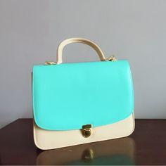 897e9ff222 Littledesire Pushlock Shoulder Bag Available at Littledesire.com