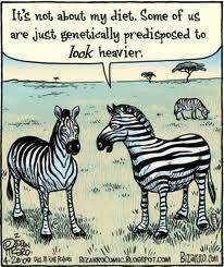 genetically predisposed