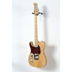 G&L Tribute ASAT Classic Left-Handed Electric Guitar Natural Gloss, Maple Fretboard 888366004081