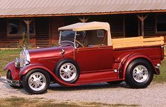Dianne Towe's '29 Ford Roadster