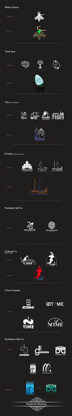 Logofolio Part 2 on Behance