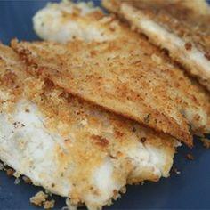 Jeannie's Kickin' Fried Fish - Allrecipes.com   Best homemade fried fish I've ever had!!!