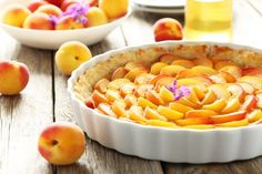 Une tarte aux fruits croustillante inratable