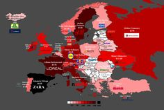 Map: The richest people in Europe, by country - independent.co.uk