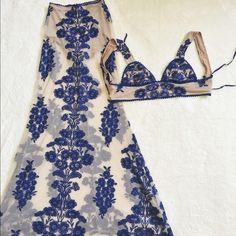 For love and lemons temecula set Bnwot // 186 + free shipping on merc For Love and Lemons Dresses Maxi