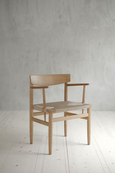 Arm chair  Borge Mogensen - ITEM - HIKE…