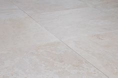 """Porcelain Tile - Marble Series - Made in USA - Crosscut Travertine / 18""""x18"""""""