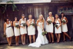 Photography: Cameron Ingalls - cameroningalls.com  Read More: http://www.stylemepretty.com/2010/11/19/rustic-chic-california-wedding-by-cameron-ingalls/