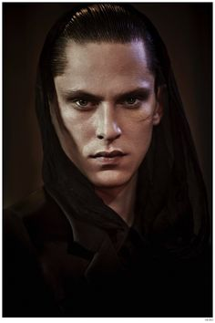 Mathias Lauridsen Shows his Dark Side for Hero Character Inspiration, Character Art, Character Design, Writing Inspiration, Dark Images, Handsome Faces, Male Model, Male Beauty, Fantasy Characters