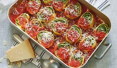 Har du en forkærlighed for det italienske køkken? Så skulle du næsten forkæle ganen med hjemmelavet rotolo. Du får opskriften her!