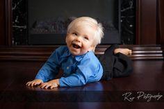 Laugh out loud!  #repphotography #redroom #studio #portrait #children #theav #theblvd