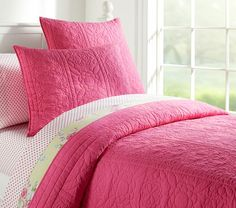 Whitney quilt Pottery barn