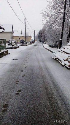 Pod Tatrami sa tvoria snehové jazyky, od večera hrozia riadne mrazy - Regióny - TERAZ.sk