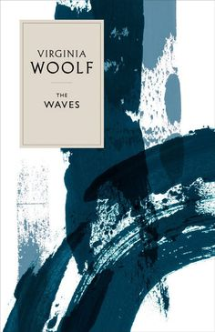 The Waves by Virginia Woolf    My favorite series design from last year was Coralie Bickford-Smith's new set of covers for F. Scott Fitzgerald's backlist, and they were exactly what sprung to mind when I saw this new project by Angus Hyland and Masumi Briozzo at Pentagram.