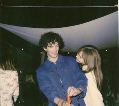 Matty x Gabby🖤 Matty 1975, Gabriella Brooks, Matthew Healy, Tyler Blackburn, Jamie Campbell Bower, Teen Romance, Film Inspiration, Daniel Gillies, The 1975