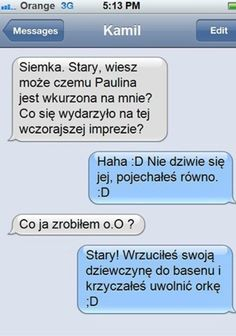 Funny Sms, Funny Text Messages, Haha Funny, Funny Texts, Lol, Best Memes, Best Quotes, Funny Conversations, Weekend Humor
