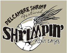 Delcambre Shrimp Festival!  My dad used to  work out of delcambre  Louisiana,
