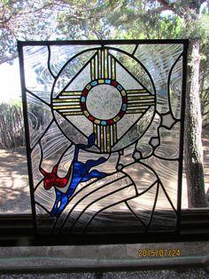 Democratic Donkey Stained Glass Panel | eBay