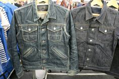 Big John RARE Denim Jacket