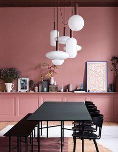 10 Meilleures Images Du Tableau Rose Saumon Interiors New Homes