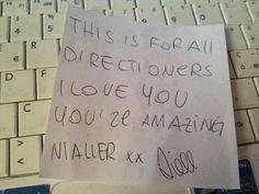 He is so sweet :) xx <3