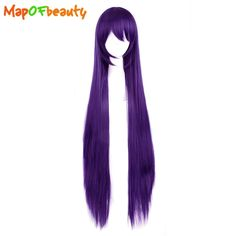 24 Long Curly Ombre Cosplay Wigs Flat Bang Heat Resistant Synthetic Hair Multicolor Costume Party Halloween Peruca Mapofbeauty To Win Warm Praise From Customers Synthetic Wigs Hair Extensions & Wigs