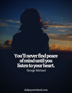 If you are looking for quotes about being at peace? You have come to the right place. Here is the collection of the best quotes about being at peace with yourself to get your mind calm. Read the following motivational quotes about being at peace with yourself that will calm down your inner mind. #quotesaboutpeace #peacequotes #calmquotes #lifequotes #positivequotes #motivationalquotes #yourselfquotes Positive Relationship Quotes, Positive Quotes About Love, Funny Positive Quotes, Inspirational Quotes, Life Lesson Quotes, Life Lessons, Life Quotes, Calm Quotes, Peace Quotes