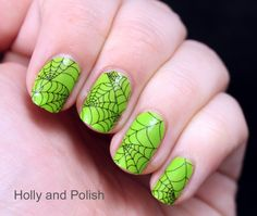 Incoco Haunted Nail Decals