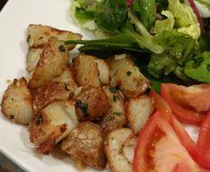 Lebanese Spiced Potatoes Batata Harra) Recipe - Food.com: Food.com