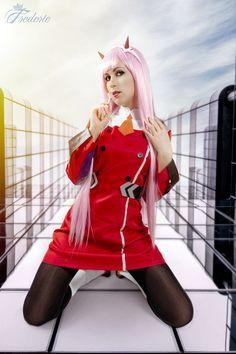 Zero Two Zero Two, Darling In The Franxx, Harajuku, Cosplay, Style, Fashion, Swag, Moda, Fashion Styles