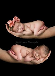 Twin photography - how cute!
