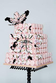 wedding-cake-photos-pink-macaron-wedding-cake