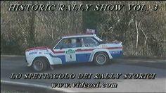 Rally storici immagini spettacolari VIDEO SI Historic Rally Show vol.3