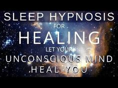 Sleep Hypnosis for All Night Body Healing - Your Unconscious Mind Knows Where to Heal You Meditation - YouTube Deep Sleep Meditation, Meditation For Health, Relaxation Meditation, Healing Meditation, Meditation Music, Mindfulness Meditation, Guided Meditation, Cant Sleep Remedies, Meditation Youtube