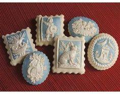 Wedgewood cookies