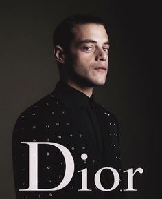 e5d3d3398fae Rami Malek   Boy George Star in Dior Homme s New Campaign  Photo Dior Homme  just released its Summer 2017 campaign and it features some big stars like  Mr. ...