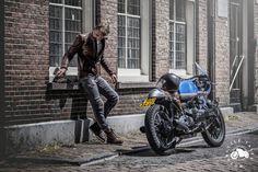 BMW R 100 | Motorcycle Tales - Motografie