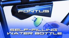 condensation water bottle fontus - YouTube Future Gadgets, Water Bottle, Science, School, Music, Youtube, Life, Musica, Musik