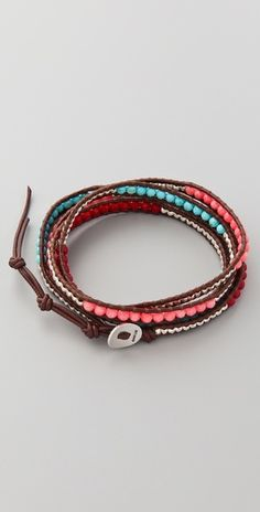 Chan Luu Beaded Wrap Bracelet | SHOPBOP