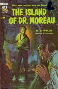 The Island of Dr. Moreau - HG Wells